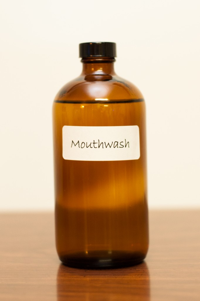 Simple and Effective DIY Mouthwash