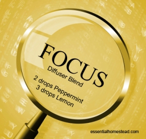 Need to Focus?
